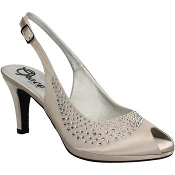 Scarpe Donna Sandali Grace Shoes 3025 Grigio