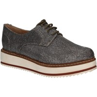 Scarpe Donna Derby Exé Shoes E17007232R11 Argento