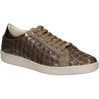 Scarpe Donna Sneakers basse Keys 5052 Oro