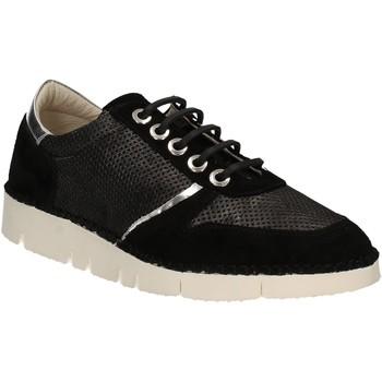 Scarpe Donna Sneakers basse Mally 5938 Nero