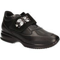 Scarpe Donna Sneakers basse Byblos Blu 672011 Nero