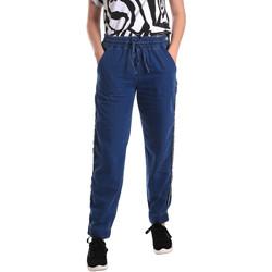 Abbigliamento Donna Jeans dritti Fornarina BE171L93D883SK Blu