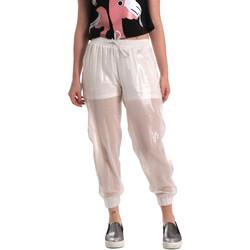Abbigliamento Donna Pantaloni da tuta Fornarina BE171L95CA0509 Bianco