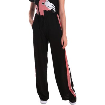 Abbigliamento Donna Pantaloni da tuta Fornarina BE171L97C99700 Nero
