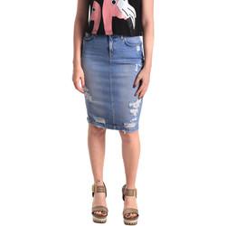 Abbigliamento Donna Gonne Fornarina BE172B88D873DA Blu