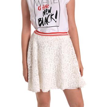 Abbigliamento Donna Gonne Fornarina BE172C12H26509 Bianco