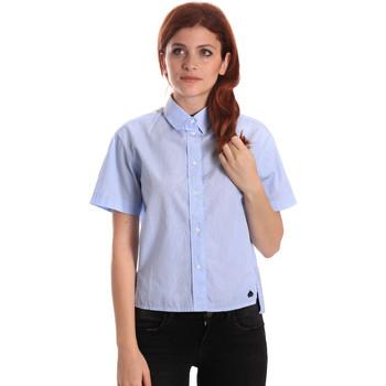 Abbigliamento Donna Camicie Fornarina BE174567CA1218 Blu
