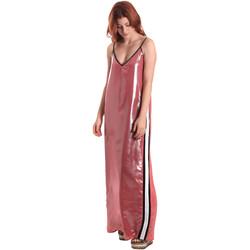 Abbigliamento Donna Abiti lunghi Fornarina BE178D61CA05E9 Rosa