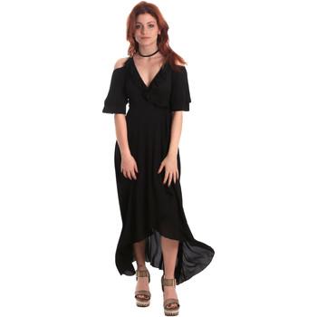 Abbigliamento Donna Abiti lunghi Fornarina BE178D69CA2000 Nero