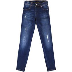 Abbigliamento Donna Jeans boyfriend Fornarina BER1I89D844UA Blu