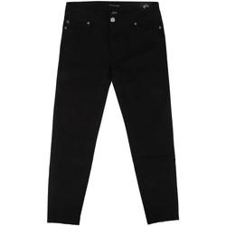 Abbigliamento Donna Jeans slim Fornarina BER1L01D840VA Nero