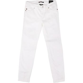 Abbigliamento Donna Jeans slim Fornarina BER1L01D851VJ Bianco