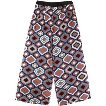 Abbigliamento Donna Pantaloni morbidi / Pantaloni alla zuava Fornarina BER1L08C98294 Nero