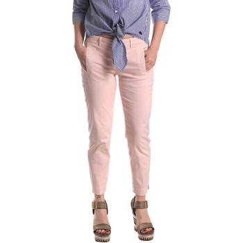 Abbigliamento Donna Chino Fornarina SE171L74G291C5 Rosa
