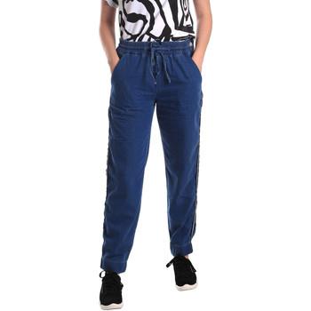 Abbigliamento Donna Jeans dritti Fornarina SE171L93D883SK Blu