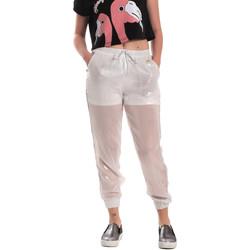 Abbigliamento Donna Pantaloni da tuta Fornarina SE171L95CA0509 Bianco