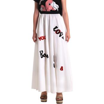 Abbigliamento Donna Gonne Fornarina SE172B94CA1609 Bianco