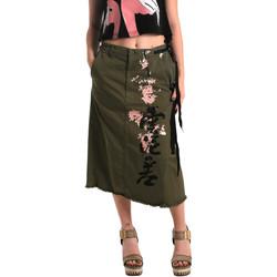 Abbigliamento Donna Gonne Fornarina SE172C10G29231 Verde