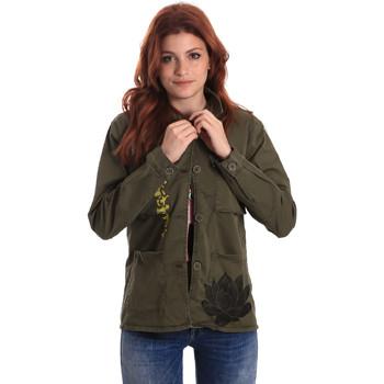 Abbigliamento Donna Camicie Fornarina SE173C28G29231 Verde