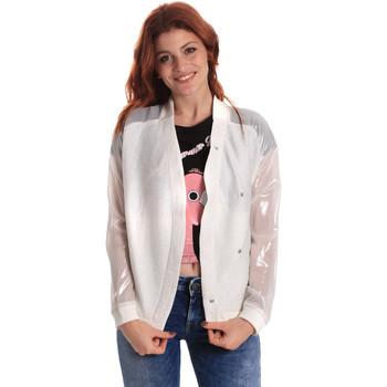Abbigliamento Donna Giubbotti Fornarina SE173C37I06809 Bianco