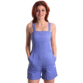 Abbigliamento Donna Tuta jumpsuit / Salopette Fornarina SE178D80CA1411 Blu