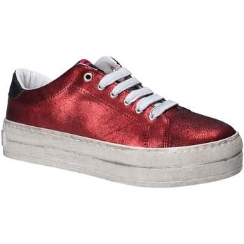 Scarpe Donna Sneakers basse Fornarina PE17MX1108R076 Rosso