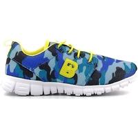 Scarpe Unisex bambino Sneakers basse Blaike BS180003S Blu