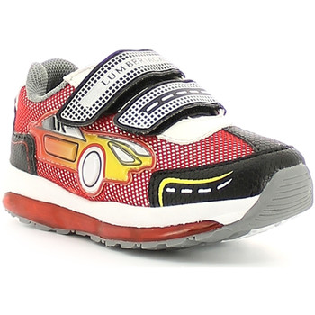 Scarpe Bambino Sneakers basse Lumberjack SB02405 007 M67 Rosso