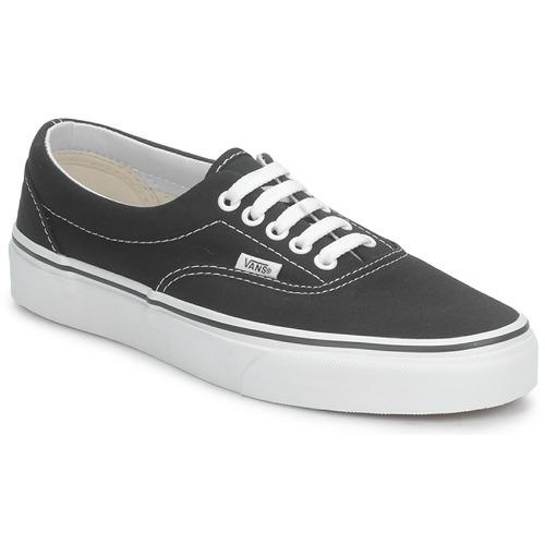 scarpe vans nere donna basse