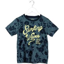 Abbigliamento Bambino T-shirt maniche corte Losan 713 1009AA Blu