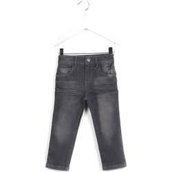 Abbigliamento Unisex bambino Jeans slim Losan 625 9651AC Grigio