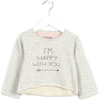 Abbigliamento Unisex bambino Maglioni Losan 626 6023AD Grigio