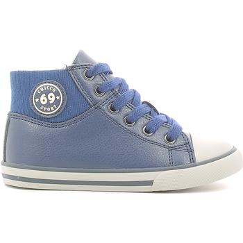 Scarpe Bambino Sneakers alte Chicco 01056564000000 Blu