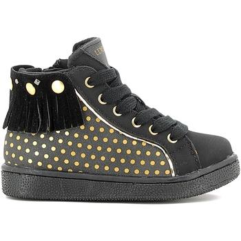 Scarpe Unisex bambino Sneakers alte Lumberjack SG20505-002 O29 Nero