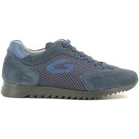 Scarpe Unisex bambino Sneakers basse Alberto Guardiani GK22343G Blu
