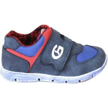 Scarpe Bambino Sneakers basse Grunland PP0157 Blu