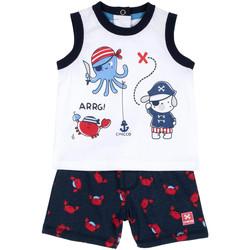 Abbigliamento Bambino Completo Chicco 09076373000000 Blu