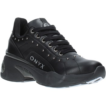 Scarpe Donna Sneakers basse Onyx W19-SOX513 Nero