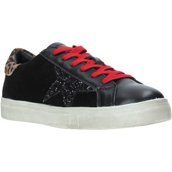 Scarpe Donna Sneakers basse Onyx W19-SOX901 Nero