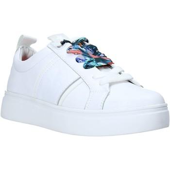 Scarpe Donna Sneakers basse Wrangler WL01600A Bianco