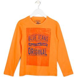 Abbigliamento Unisex bambino Felpe Losan 713 1302AA Arancio