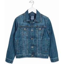 Abbigliamento Unisex bambino Giacche in jeans Losan 713 2650AA Blu