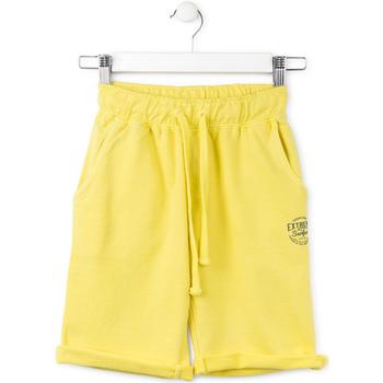 Abbigliamento Unisex bambino Shorts / Bermuda Losan 713 6016AA Giallo