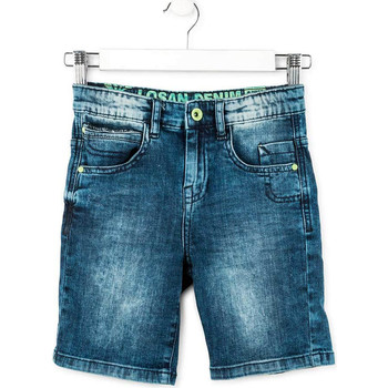Abbigliamento Bambino Shorts / Bermuda Losan 713 9006AA Blu