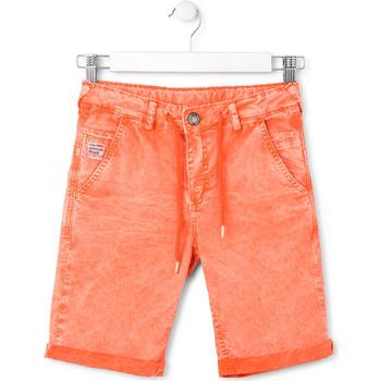 Abbigliamento Unisex bambino Shorts / Bermuda Losan 713 9010AA Arancio