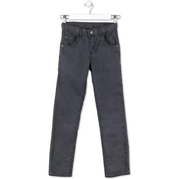 Abbigliamento Unisex bambino Pantaloni 5 tasche Losan 713 9015AA Grigio
