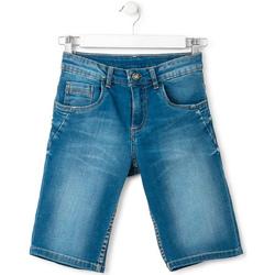 Abbigliamento Bambino Shorts / Bermuda Losan 713 9660AA Blu