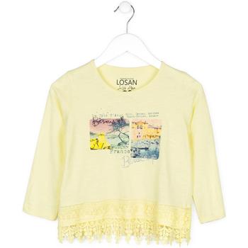 Abbigliamento Unisex bambino Maglioni Losan 714 1031AB Giallo