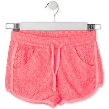 Abbigliamento Unisex bambino Shorts / Bermuda Losan 714 6021AB Rosa