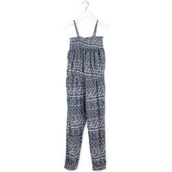 Abbigliamento Bambina Tuta jumpsuit / Salopette Losan 714 7020AB Blu